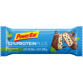 PowerBar ProteinPlus 52% Sports Nutrition Chocolate Mint 20 x 50g
